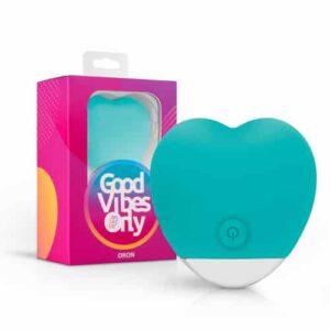 Good Vibes Only Oron Clitoris Stimulator | Genotshop.nl